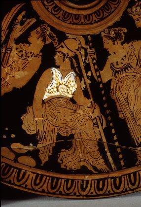 ancient greek artwork