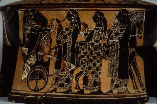 Weddings in Ancient Greece - The Role of Women in the Art of