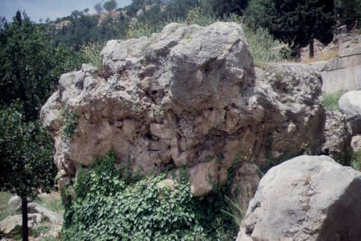 Sacred Rock of the Sybil